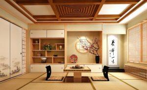 Trang Trí Nội Thất Theo Phong Cách Người Nhật