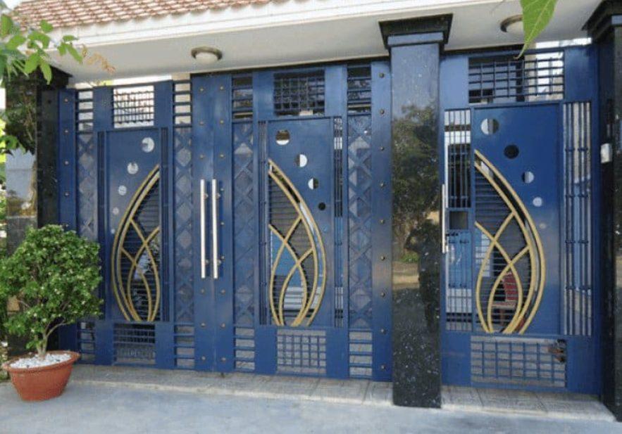 cửa chính hợp phong thủy