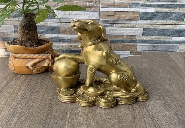 Tượng Chó Và Biểu Tượng Của Người Tuổi Tuất