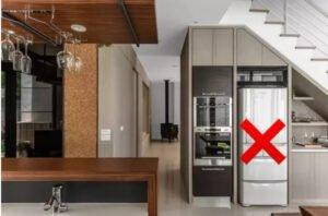 Vị Trí Đặt Tủ Lạnh Hút Tài Lộc Cho Gia Chủ